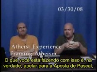 A Aposta de Pascal refutada